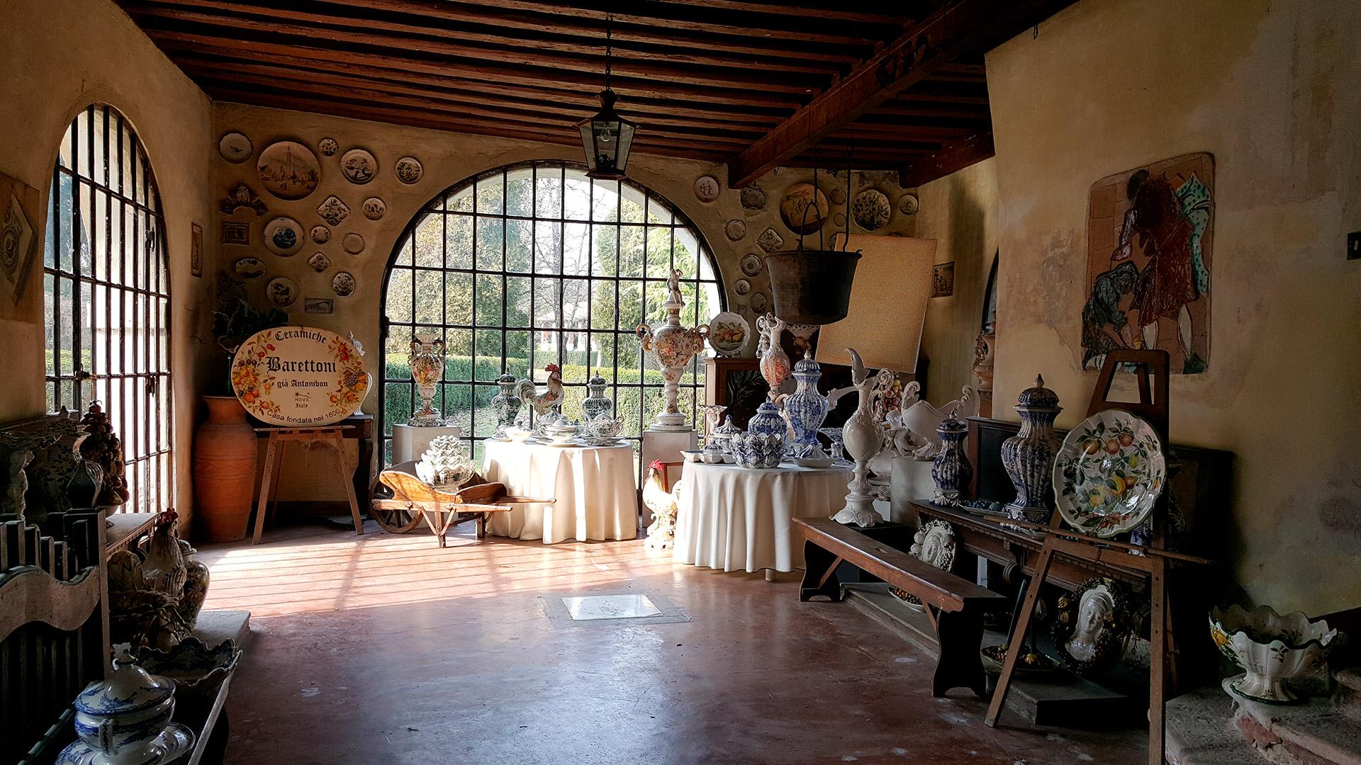 Ceramiche Barettoni - Ceramiche classiche Nove