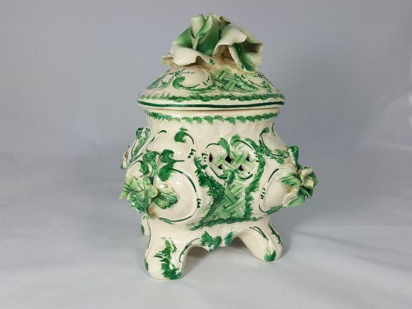 Ceramiche Barettoni Nove - A102 - COFANO BAROCCO OVALE