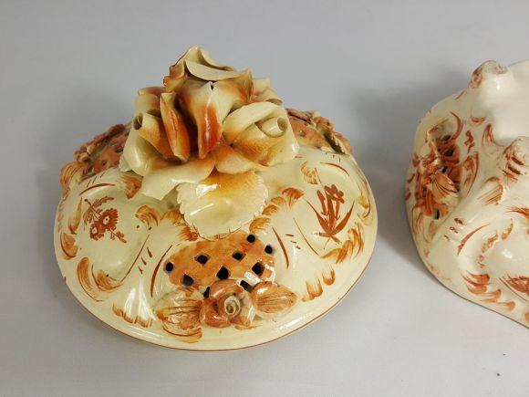 Ceramiche Barettoni Nove - CERAMICA ANTICA INIZIO NOVECENTO ANTIQUARIATO VINTAGE