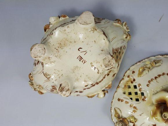Ceramiche Barettoni Nove - A201 - COFANO BAROCCO
