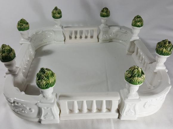 Ceramiche Barettoni Nove - GIARDINETTO ALL'ITALIANA