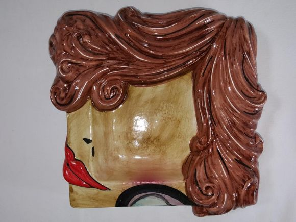 Ceramiche Barettoni Nove - PIATTO POP