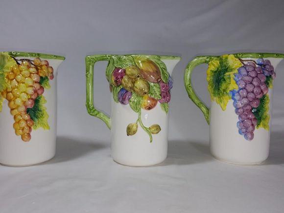 Ceramiche Barettoni Nove - BROCCHE IN CERAMICA