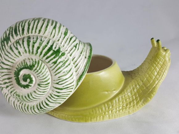 Ceramiche Barettoni Nove - LUMACA IN CERAMICA