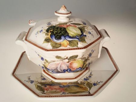 CERAMIC SOUP TUREEN