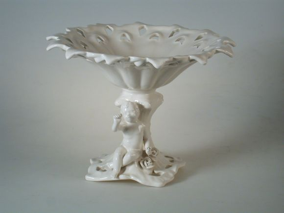 Ceramiche Barettoni Nove - ALZATA TRAFORATA